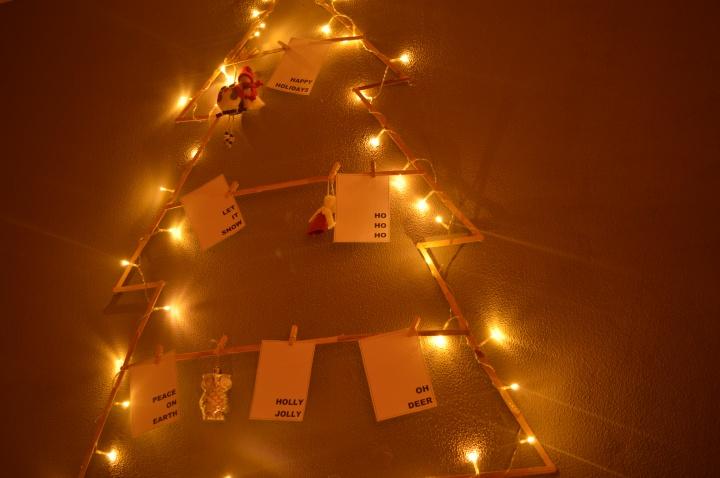 DIY ~ kerstboom