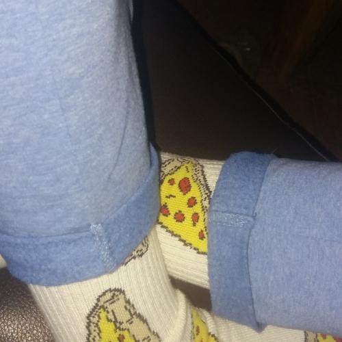 Pizza sokken