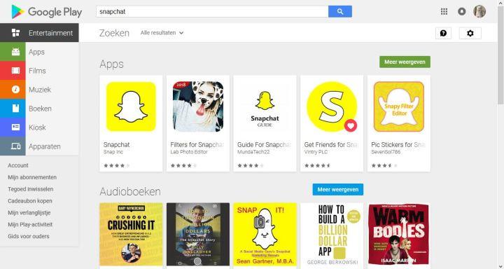Hoe is het leven zonderSnapchat?