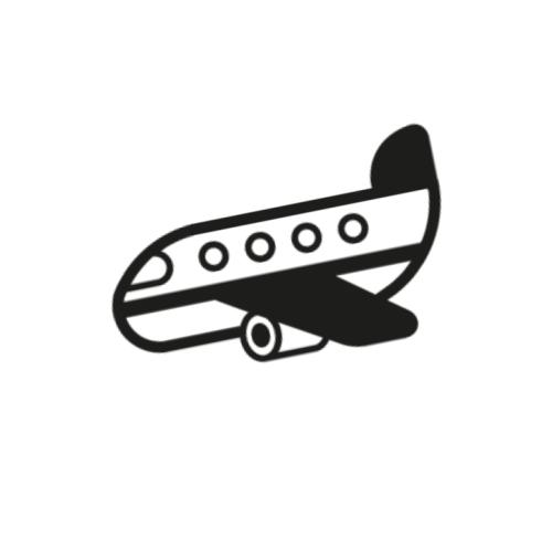Vliegtuig tekening
