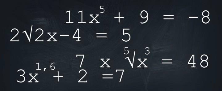 Het leven is net een wiskundigeformule